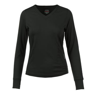 Bolle Isabella Long Sleeve Top - Black