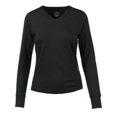 Bolle Isabella Long Sleeve Top - Black