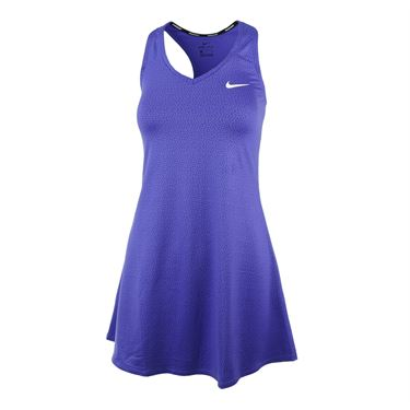Nike Court Pure Premier Dress - Paramount Blue