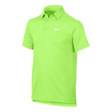 Nike Boys Dry Polo - Ghost Green