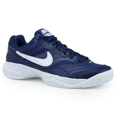 Nike Court Lite Mens Tennis Shoe - Binary Blue/White