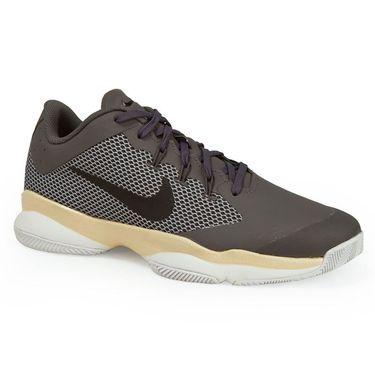 Nike Air Zoom Ultra Womens Tennis Shoe - Dark Grey/Black/Orange Quartz/Wolf Grey