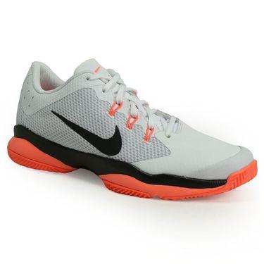 Nike Air Zoom Ultra Womens Tennis Shoe - White/Black/Hyper Orange/Pure Platinum