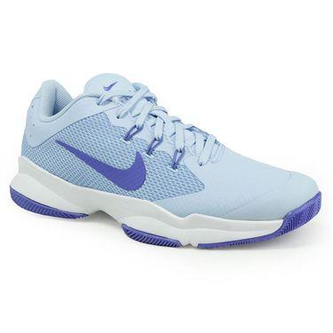 Nike Air Zoom Ultra Womens Tennis Shoe - Ice Blue/Comet Blue/University Blue