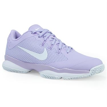 Nike Air Zoom Ultra Womens Tennis Shoe - Violet Mist/White