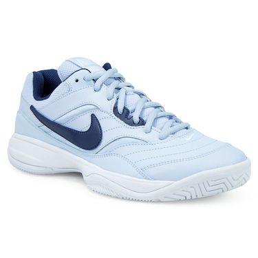 Nike Court Lite Womens Tennis Shoe - Hydrogen Blue/Binary Blue/White