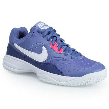 Nike Court Lite Womens Tennis Shoe - Purple Slate