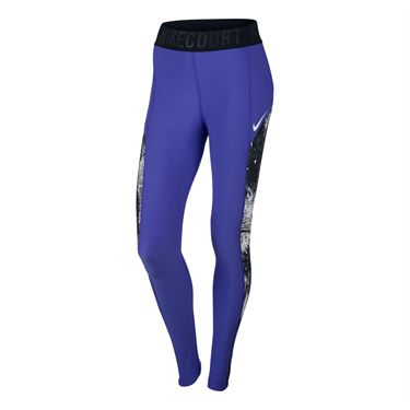 Nike Court Power Tight - Paramount Blue