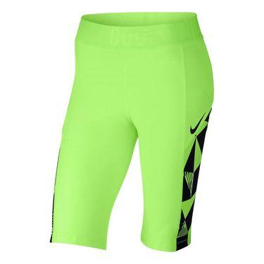 Nike Baseline 11 Inch Printed Short - Ghost Green
