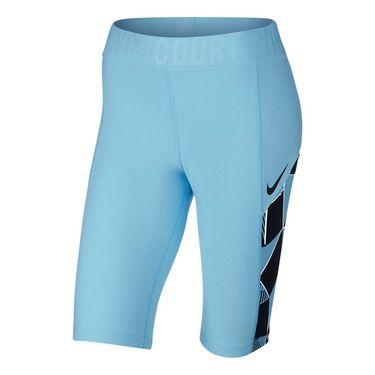 Nike Baseline 11 Inch Printed Short - Still Blue