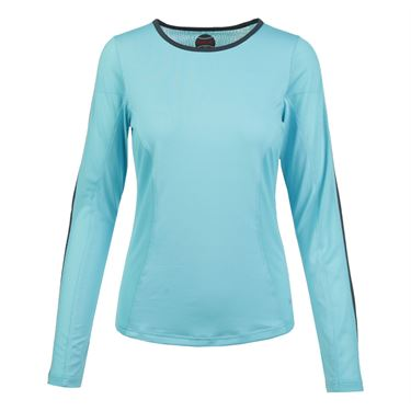 Bolle Aquarius Long Sleeve Top - Aqua