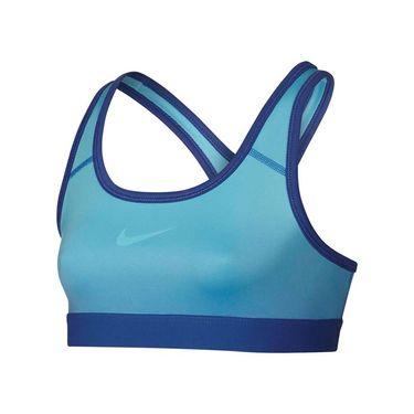 Nike Girls Pro Sports Bra - Comet Blue
