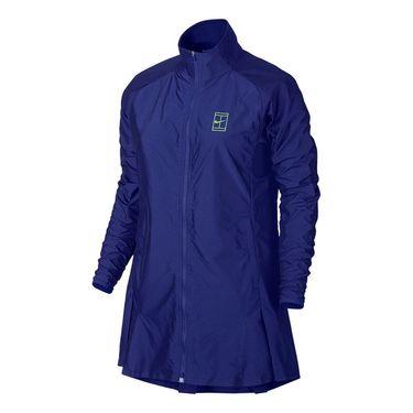 Nike Court Full Zip Jacket - Paramount Blue