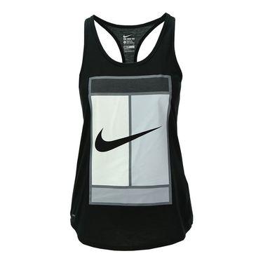 Nike Court Logo Tank - Black