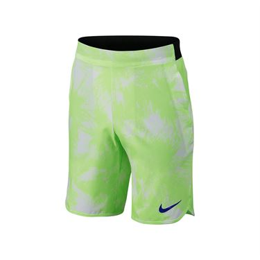 Nike Boys Flex Ace Tennis Short - Ghost Green