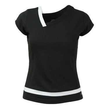 Bolle Raquel Cap Sleeve Top - Black