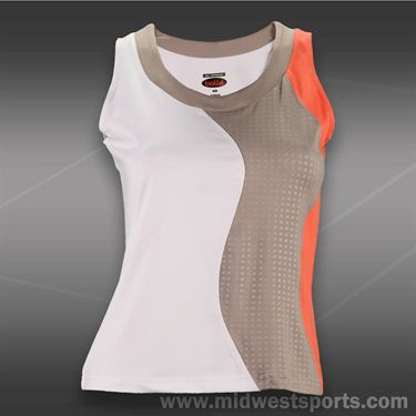 Bolle Wild Fire Classic Tank - White