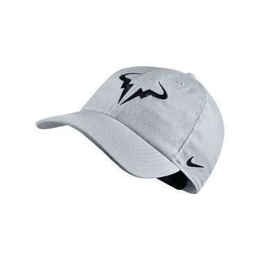 Nike Aerobill H86 Rafa Hat - Pure Platinum 850666 043