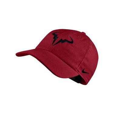 Nike Aerobill H86 Rafa Hat - Gym Red 850666 687