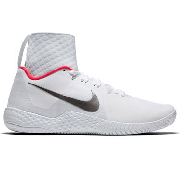 Nike Flare QS Womens Tennis Shoe - White/Red