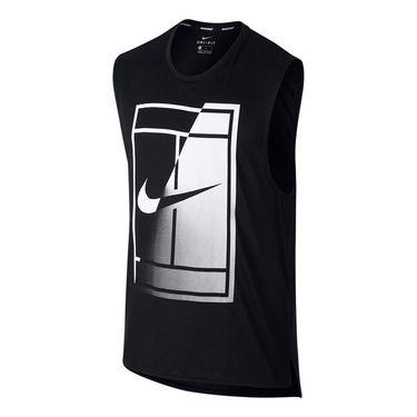 Nike Court Breathe Tank - Black
