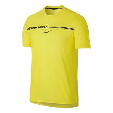 Nike Court Aero React Rafa Challenger Crew - Sonic Yellow