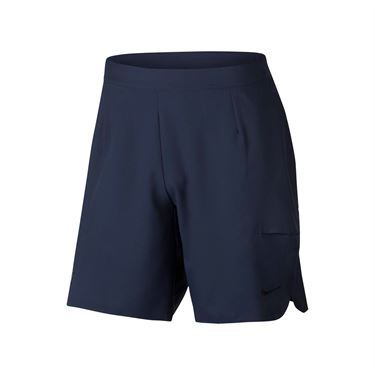 Nike Court Flex RF Short - Midnight Navy