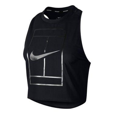 Nike Court Tank - Black