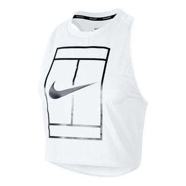 Nike Court Tennis Tank - White