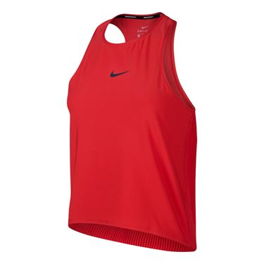 Nike Court Breathe Maria Tank - Action Red