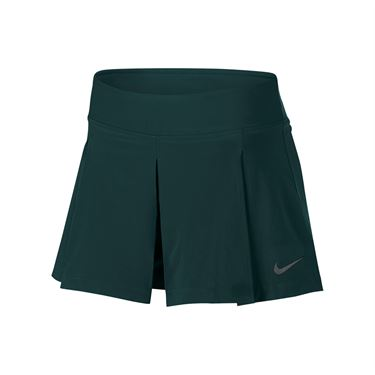Nike Court Flex Pleat Skort - Dark Atomic Teal