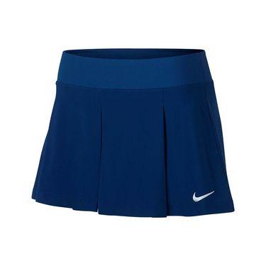 Nike Court Flex Pleat Skort - Blue Jay