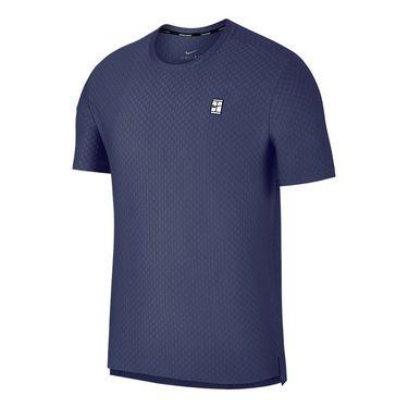 Nike Court Tennis Crew - Blue Recall/White