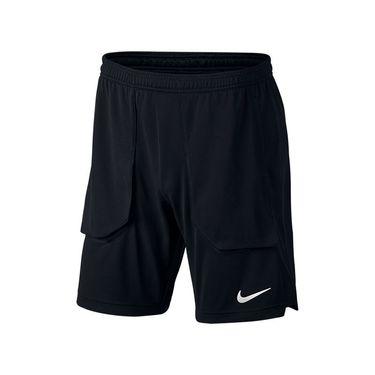 Nike Court Breathe Short - Black
