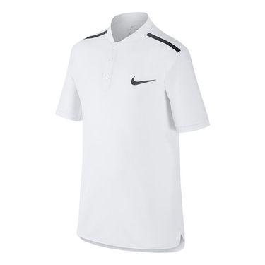 Nike Boys Advantage Polo - White