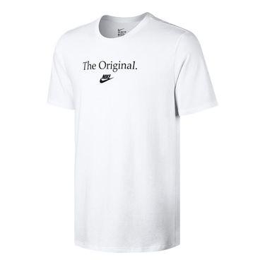 Nike Sportswear Concept Verbiage Tee - White