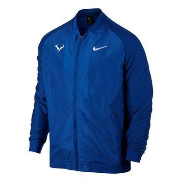 Nike Rafa Jacket - Blue Jay