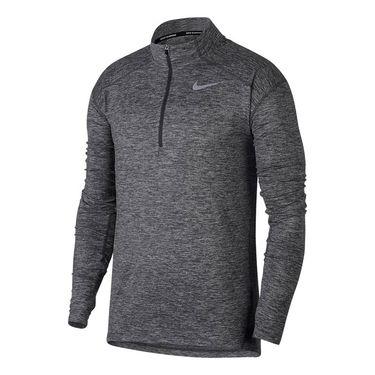 Nike Dry Element Running Half Zip - Dark Grey