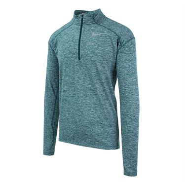 Nike Dry Element Running Half Zip - Dark Atomic Teal