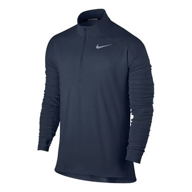 Nike Dry Element 1/2 Zip - Thunder Blue