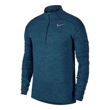 Nike Dry Element 1/2 Zip - Blue Force