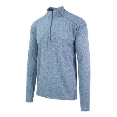 Nike Dry Element Running Half Zip - Armory Blue