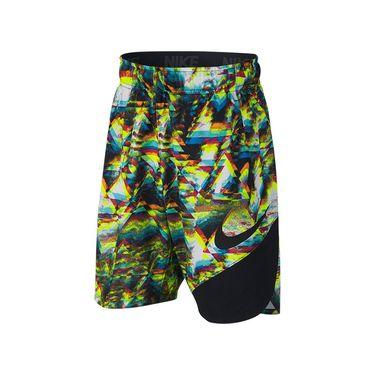 Nike Boys Dry Training Shorts - Volt/Black