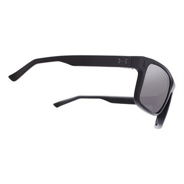Under Armour Assist Sunglasses - Satin Black (Frames) Gray (Lenses)