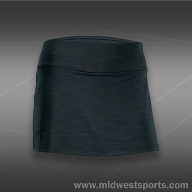 Bolle True Colors Back Pleated Skirt -Graphite