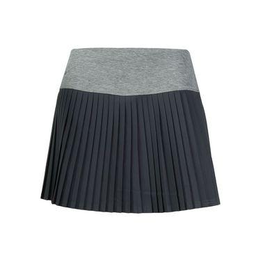 Bolle Daniela Accordian Pleated Skirt - Graphite