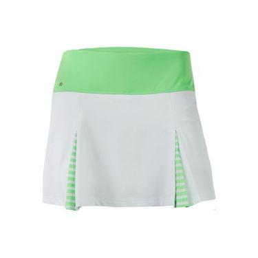 Bolle Penelope A Line Slit Skirt - White