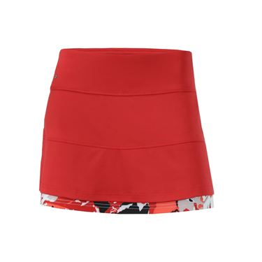 Bolle Dominique Classic Skirt - Bolle Red