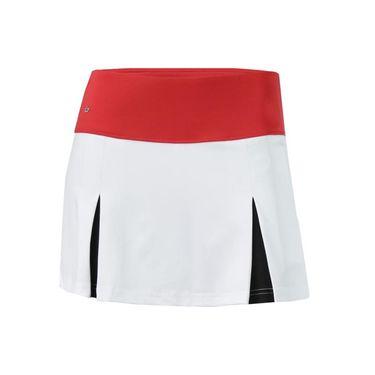 Bolle Dominique Front Slit Skirt - White