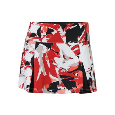 Bolle Dominique Front Slit Skirt - Print/Multi Color